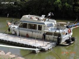 spacieux bateau a vendre